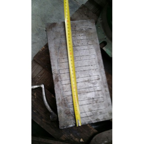 CODICE 124 BASE MAGNETICA 300x150 mm