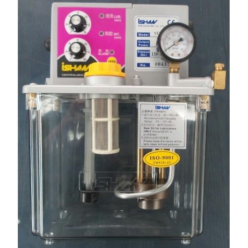 CODICE 260 Pompa Lubrificazione assi elettronica mod. YET-R2 NUOVA