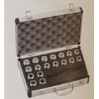 CODICE 1138  KIT SERIE PINZE ER-32 Mod.P032-18P NUOVO