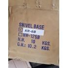 CODICE. 1228 BASE GIREVOLI Mod:KR-6B per Morse Mod.VCH-6 NUOVE