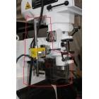 CODICE 738 Protezione antinfortunistica per macchine utensili NUOVA