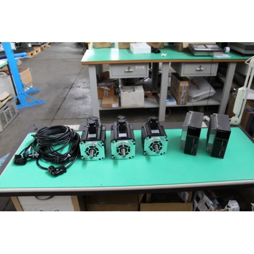 CODICE 594 MOTORI BRUSHLESS 6 CONTROLLO CNC NUOVI