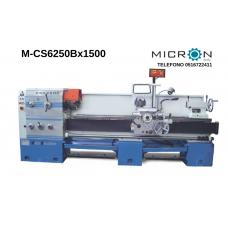 NUOVO TORNIO PARALLELO CON FRIZIONE MECCANICA MOD M-CS6250B/1500 250x1500 P.B. Ø 82 mm
