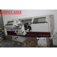CODICE 1023 TORNIO CNC AUTOAPPRENDIMENTO A CNS UTS GS280 MC(ALPHA 400S CNC FANUC)