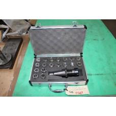 CODICE 1147 NUOVO KIT SERIE PINZE ER-32 MOD P032-18P