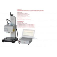 CODICE 1251 NUOVA MACCHINA MARCATRICE CNC A MICROPUNTI, PNEUMATICA MOD M040