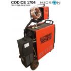 CODICE 1704 SALDATRICE A FILO TELWIN ELETTRONI 410 MOD ELECTROMIG 410 SYNER/PULSE