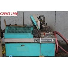 CODICE 1706  SEGATRICE A NASTRO AUTOMATICA IMET MOD BS 350/60 AFI-E TONDO TAGLIA A 0° Ø 305 mm