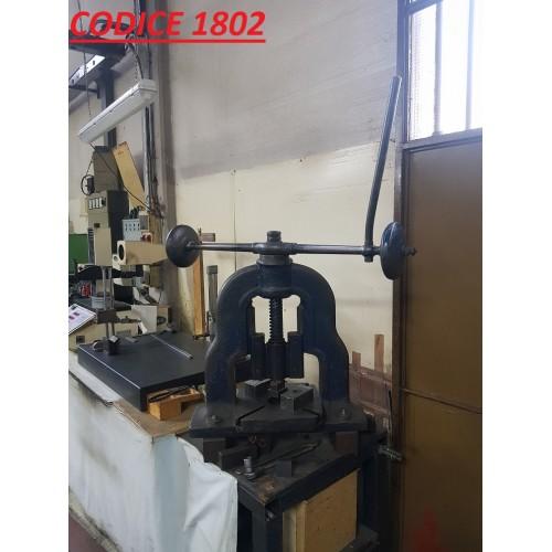 CODICE 1802 BILANCIERE BLU