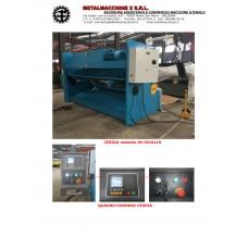 COD. 1818 Pressa piegatrice idraulica marca INTERNATIONAL modello IN-3000 x 150 Ton