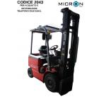 CODICE 2043 CARRELLO ELEVATORE ROB CAR portata 1800 kg