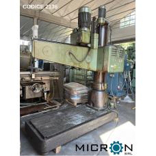 CODICE 2136 TRAPANO RADIALE CASER mod. F 40 – 1250