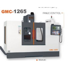 CODICE 735 NUOVO CENTRO DI LAVORO MICRON MOD GMC-1265 CNC FANUC
