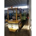 CODICE 1427 CARRELLO ELEVATORE ELETTRICO CESAB MOD ECO/KD-25.1 25Q portata 2500 kg