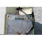 CODICE 952 TRAPANO RADIALE MECOF MOD 25-PR